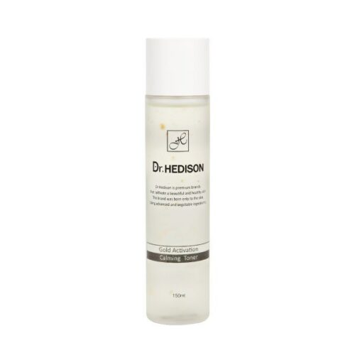 Dr Hedison Gold Activation Toner 150 ml