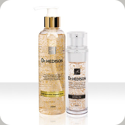 [Dr. Hedison] Gold Activation Ampoule Serum