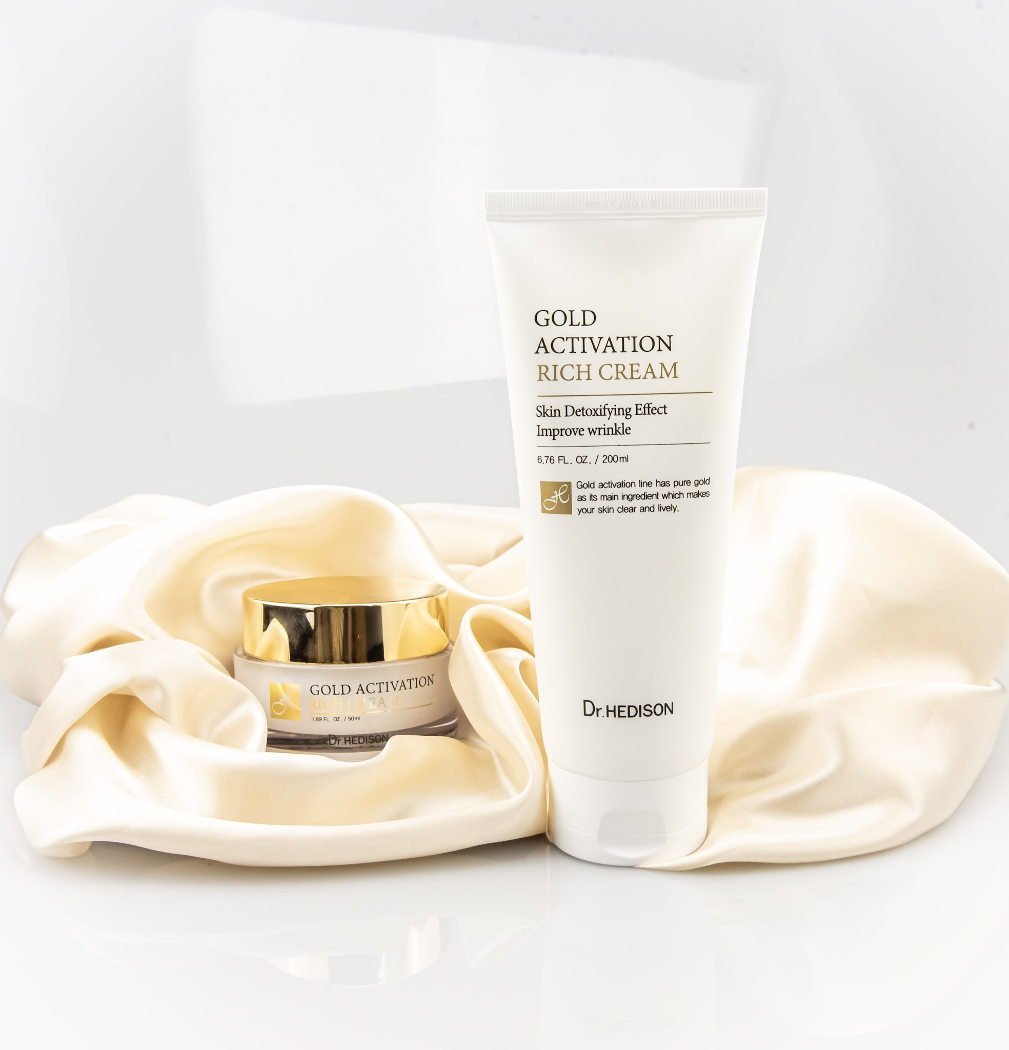 Beautifox Dr Hedison Gold Activation Reach Cream